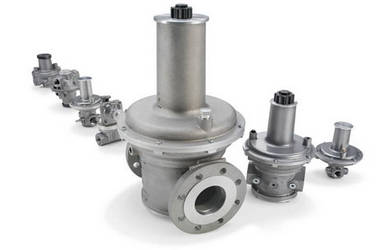 válvula redutora de pressão para vapor