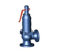 válvula de segurança para vaso de pressão