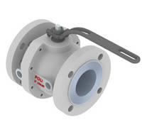 válvula de esfera pvc hidráulico