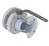válvula esfera pneumática