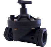 válvula hidráulica reguladora de vazão