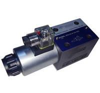 válvula hidráulica reguladora de fluxo