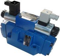 válvula direcional hidráulica elétrica