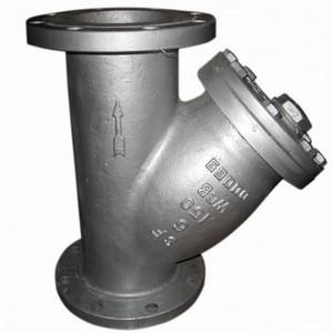 Distribuidor de válvula filtro tipo Y