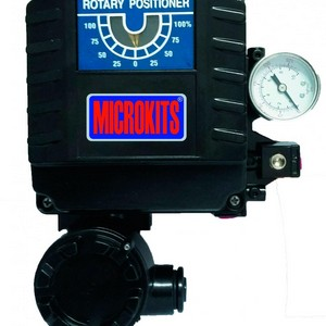 Posicionador para válvula de controle