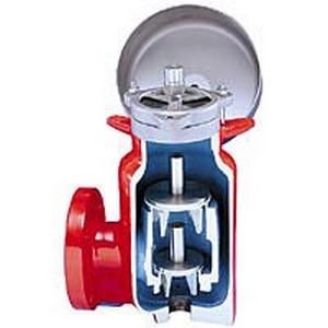Válvula de alívio de pressão e vácuo