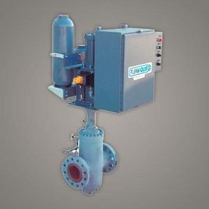 Valvula controladora de fluxo de agua