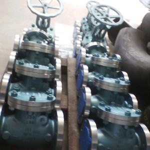 Valvula globo para gás