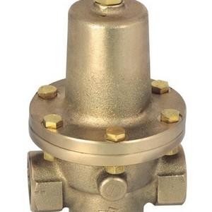 Valvula reguladora de pressão para gás