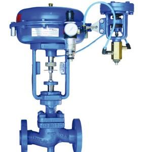 Válvulas de Controle para Água e Vapor