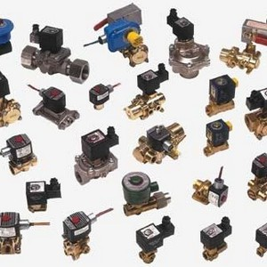 Válvulas solenóides para gás